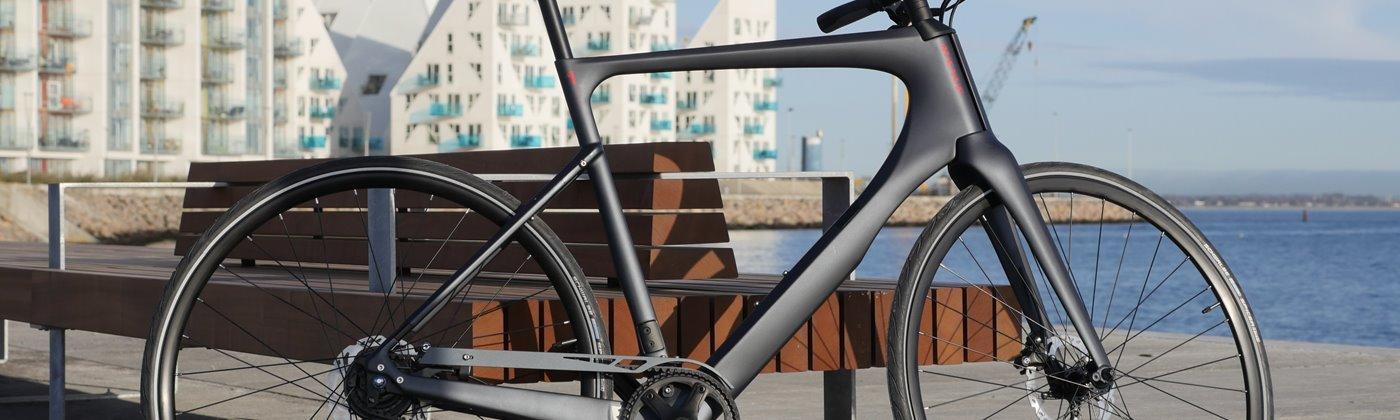 Fantastiske cykler siden 1996.