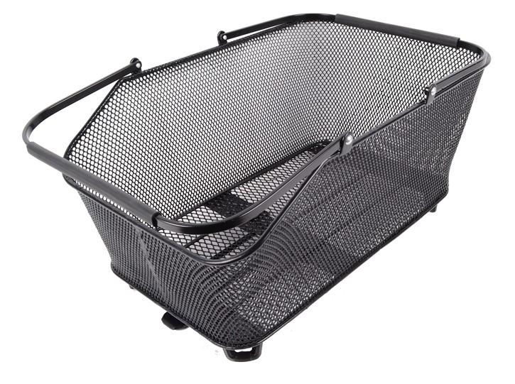 Kurv Bag Atran Daily L AVS 50x20x32 Sort Max 10kg